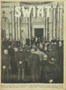 Świat, 1926, R. 21, nr 47