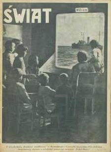 Świat, 1926, R. 21, nr 52