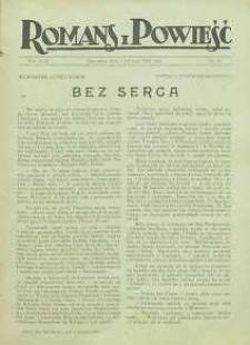 Romans i Powieść, 1926, R. 18, nr 32