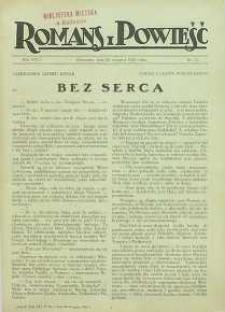 Romans i Powieść, 1926, R. 18, nr 35