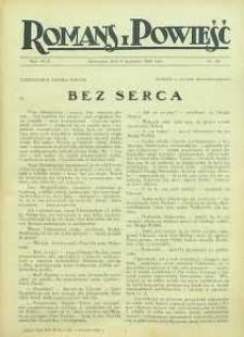Romans i Powieść, 1926, R. 18, nr 36