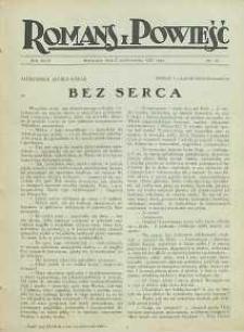 Romans i Powieść, 1926, R. 18, nr 40