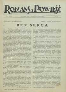 Romans i Powieść, 1926, R. 18, nr 42