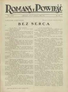 Romans i Powieść, 1926, R. 18, nr 45