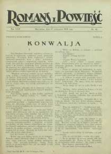 Romans i Powieść, 1926, R. 18, nr 48