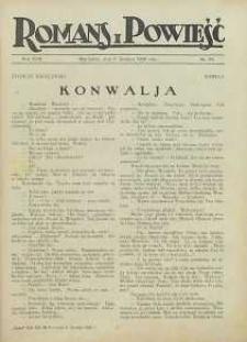 Romans i Powieść, 1926, R. 18, nr 50
