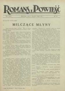 Romans i Powieść, 1926, R. 18, nr 51