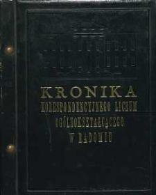 Kronika 1974-1989 T. 1