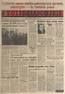 Życie Radomskie, 1978, nr 101