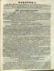 Dziennik Urzędowy Gubernii Radomskiej, 1864, nr 50, dod. I