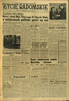 Życie Radomskie, 1959, nr 64
