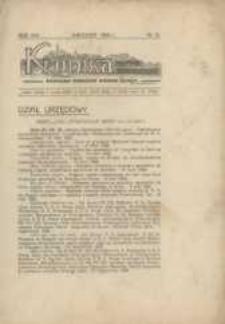 Kronika Diecezji Sandomierskiej, 1928, R. 21, nr 12