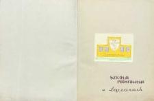 Kronika Szkoły Podstawowej w Łączanach za lata 1988-2008