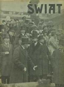 Świat, 1927, R. 22, nr 47