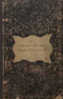 Spis Inwentarza Kościelnego parafji Potworów sporządzony w r. 1894