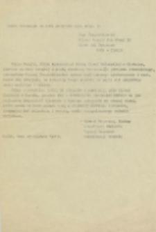 Tekst telegramu do Ojca Świętego Jana Pawła II