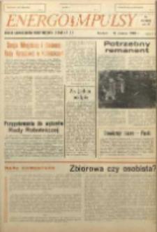Energoimpulsy : Organ Samorządów Robotniczych ZEOW, 1981, R. 9, nr 4