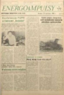 Energoimpulsy : Organ Samorządów Robotniczych ZEOW, 1981, R. 9, nr 8