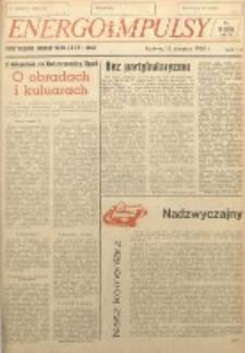 Energoimpulsy : Organ Samorządów Robotniczych ZEOW, 1981, R. 9, nr 10