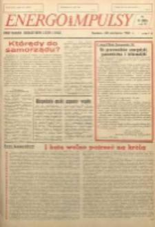 Energoimpulsy : Organ Samorządów Robotniczych ZEOW, 1981, R. 9, nr 11