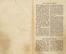 Breviarum Romanum ex decreto sacrosanti trideum restitutum summorum pontificum cura recognitum cum nova psalterii versione Pii Papae XII jessu edita. Pars Autumnalis