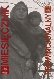 Miesięcznik Prowincjonalny, 2014, R. 16, nr 2