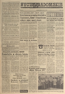 Życie Radomskie, 1978, nr 155