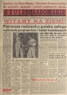Życie Radomskie, 1978, nr 158