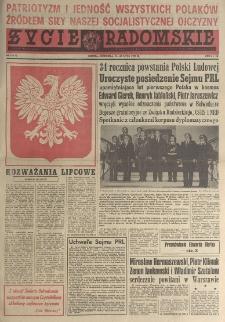 Życie Radomskie, 1978, nr 172
