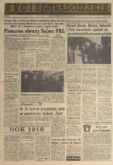 Życie Radomskie, 1978, nr 124