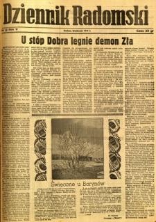 Dziennik Radomski, 1944, R. 5, nr 83
