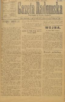 Gazeta Radomska, 1915, R. 30, nr 71