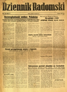 Dziennik Radomski, 1944, R. 5, nr 216