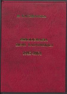 Bibliografia Ziemi Radomskiej 1945-1964